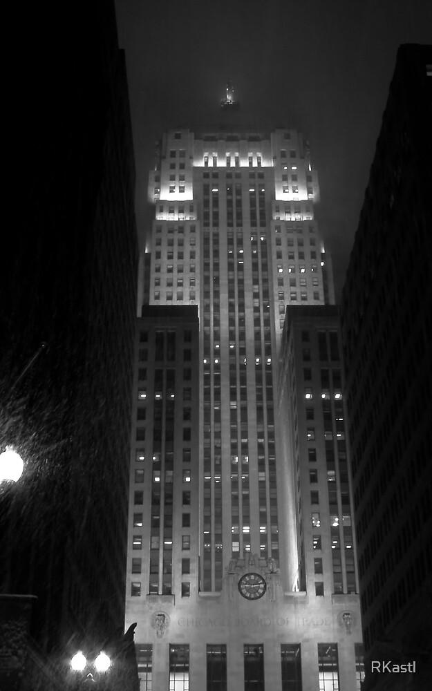 Chicago Board of Trade Building by RKastl