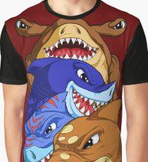 Eat Asphalt Graphic T-Shirt