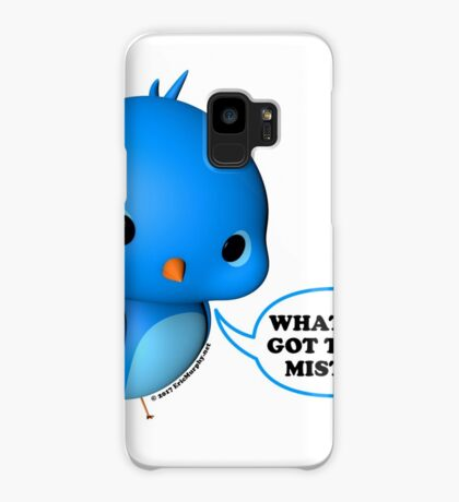 B.B. Bottoms - What'cha Got There Mister?!? Case/Skin for Samsung Galaxy