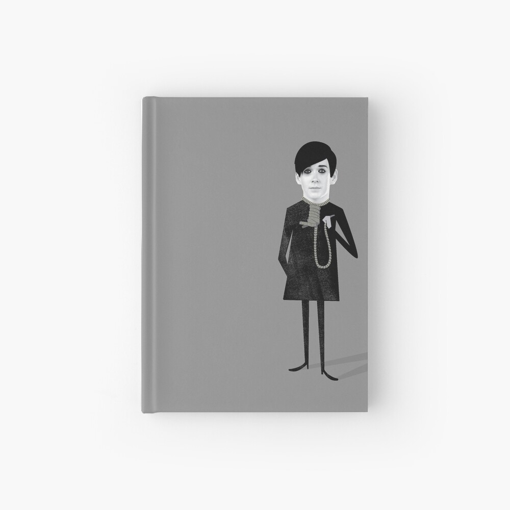 EMO The Musical - Ethan Hardcover Journal