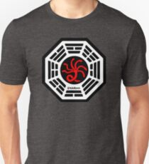 Dharma Initiative - The Hydra Station Logo (Lost TV Show) Unisex T-Shirt