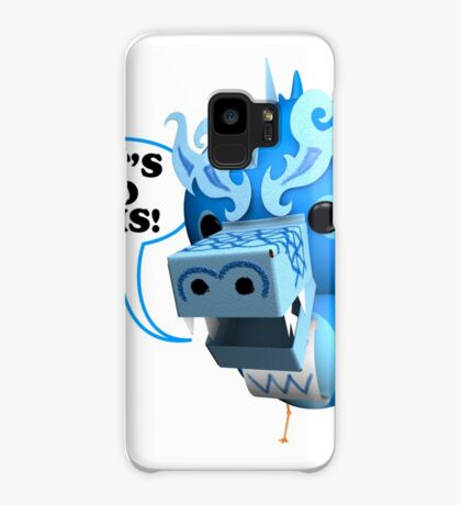 B.B. Dragons - Let's Do This! Case/Skin for Samsung Galaxy