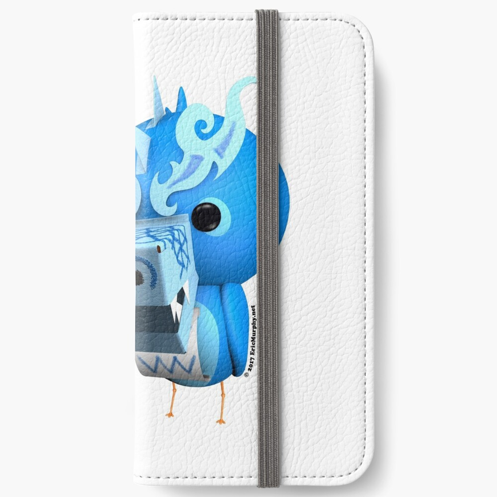 B.B. Dragons - Let's Do This! iPhone Wallet