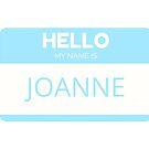 Joanne von InspiredByMusic