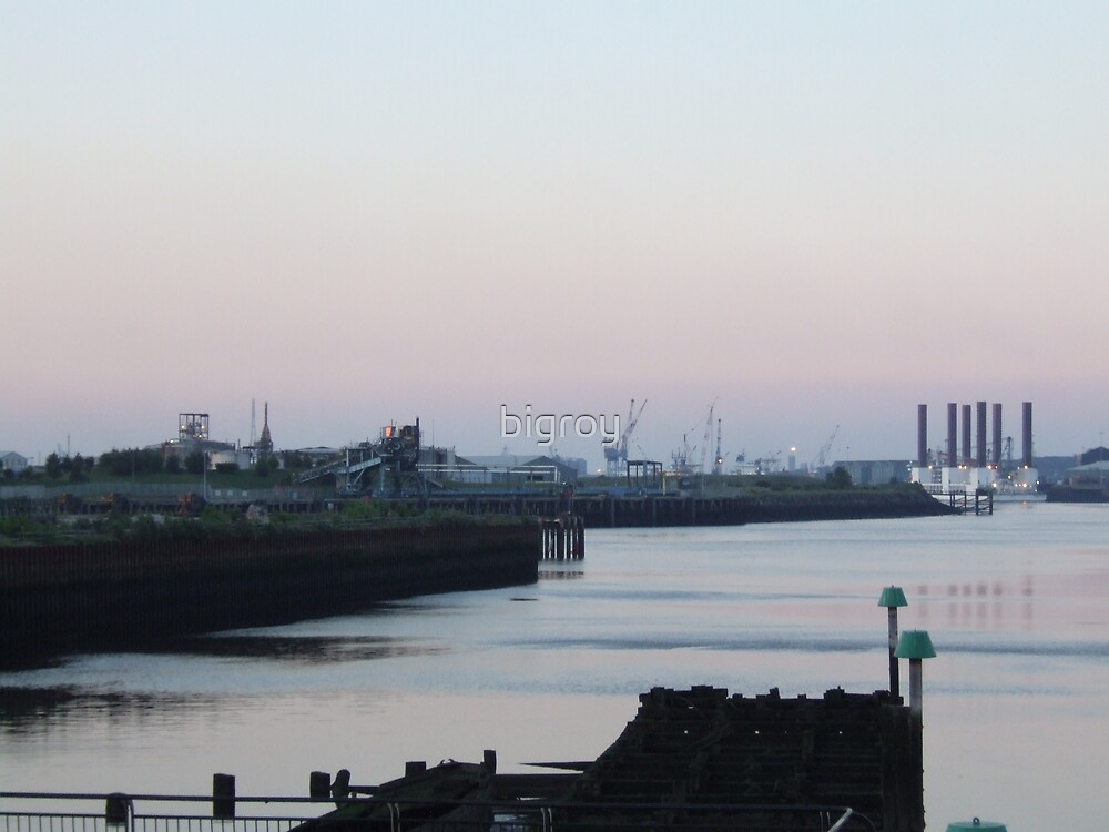 industrial middlesbrough by bigroy