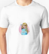 Cookie girl in a jar Unisex T-Shirt