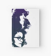 Orphan Black greenish/purple Hardcover Journal