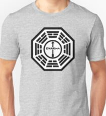 Dharma Initiative - The Arrow Station Logo (Lost TV Show) Unisex T-Shirt