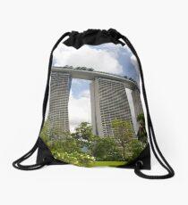 Marina Bay Sands Drawstring Bag