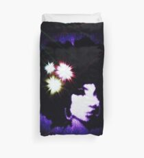 afro disco star Duvet Cover