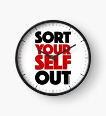 Sort Yourself Out (1) Clock