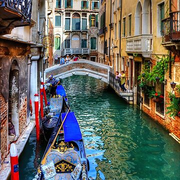 Venice Canal by tomg