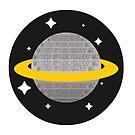 Weltraum / Carry On 5sos von InspiredByMusic