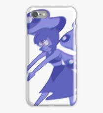 Lapis dunks Navy in the trash where she belongs iPhone Case/Skin