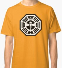 Dharma Initiative Logo (Lost TV Show) Classic T-Shirt