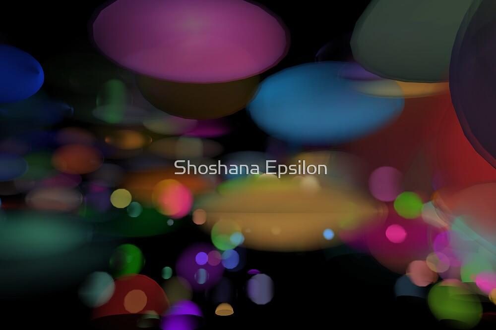 Bubble Mania by Shoshana Epsilon