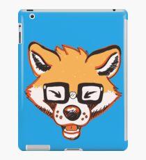 Fox Geek iPad Case/Skin