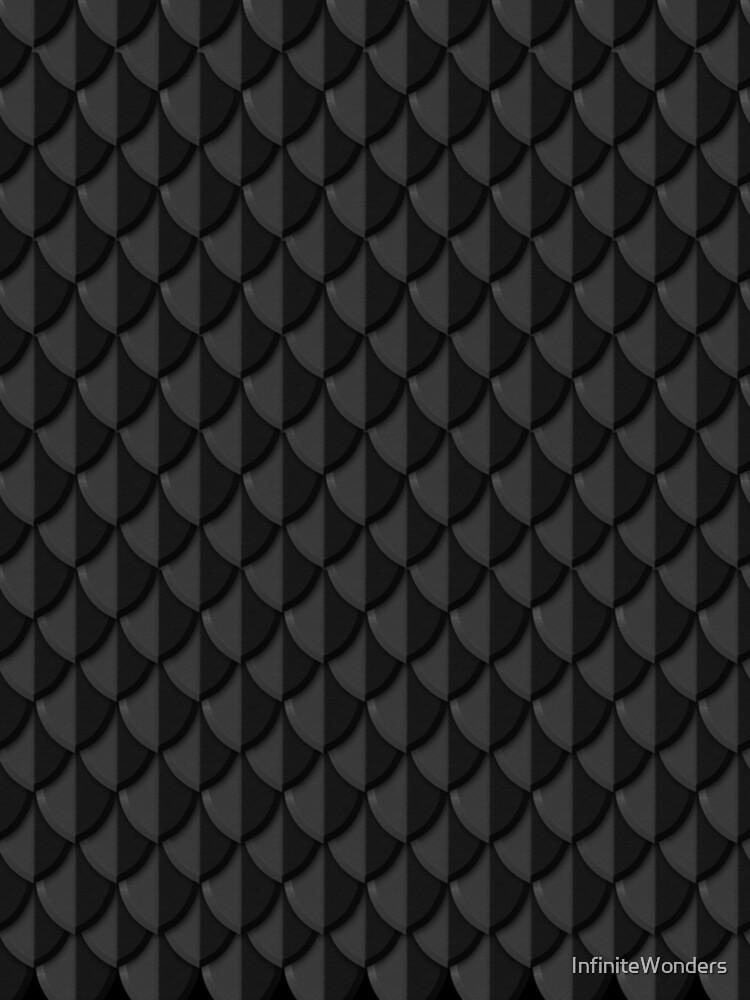 Black Dragon Scales by InfiniteWonders
