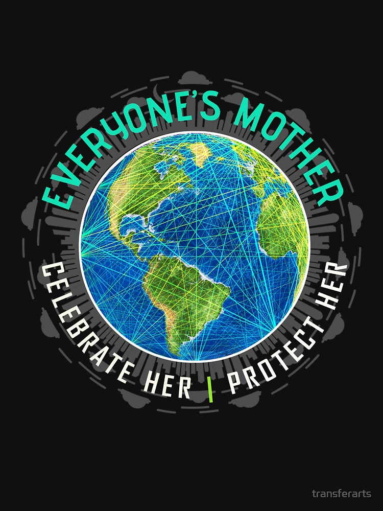Everyone's Mother Earth Day by transferarts