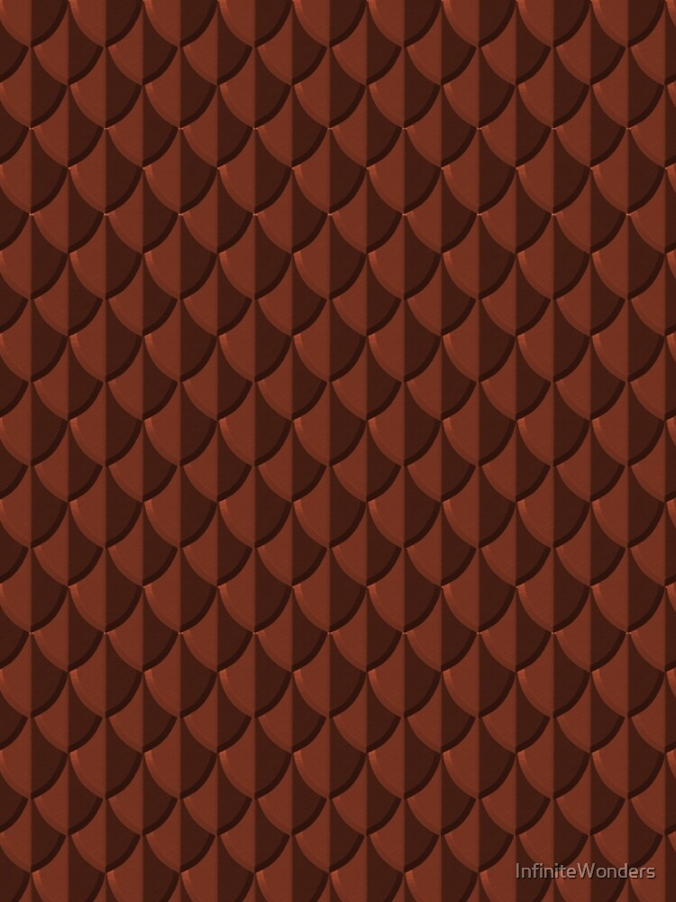 Copper Dragon Scales by InfiniteWonders