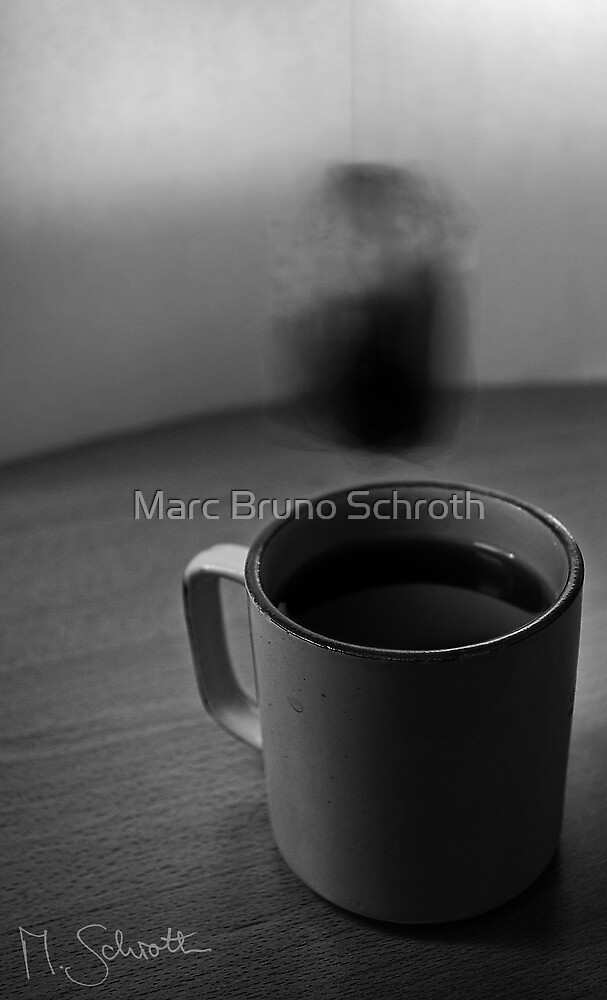 Getting Up. by Marc Bruno Schroth