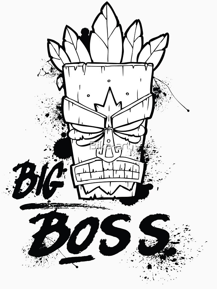 BIG BOSS by Bika-art