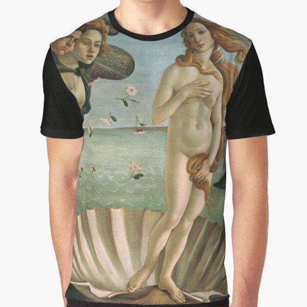 The Birth Of Venus  Graphic T-Shirt