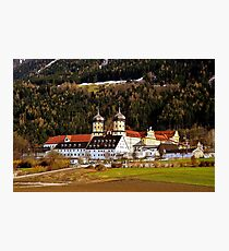 Cistercian Abbey of Stams North Tyrol Austria Photographic Print