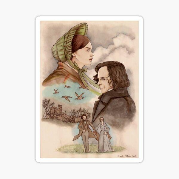 Jane Eyre Sticker