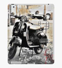 Scooter iPad Case/Skin