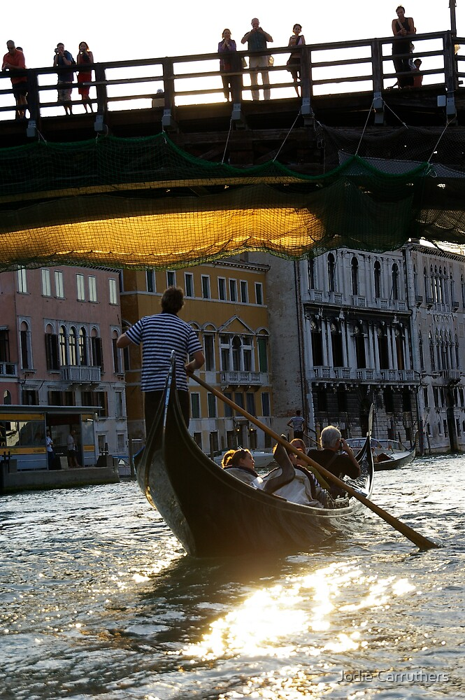 gondola ride by Jodie Carruthers
