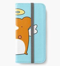 Angel Hamster iPhone Wallet/Case/Skin