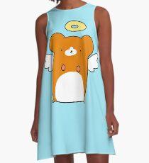 Angel Hamster A-Line Dress