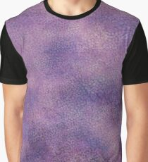 Pale Scale Pattern Graphic T-Shirt