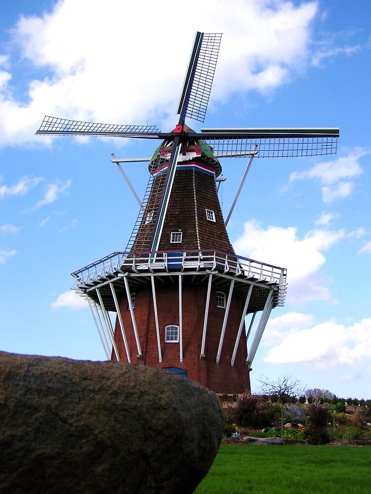 Wind Mill by Brion Marcum