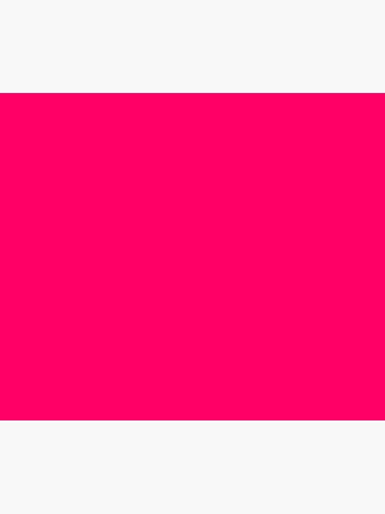 Super Bright Fluorescent Pink Neon by podartist
