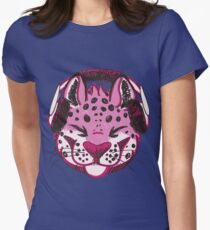 Chord Cat Womens Fitted T-Shirt