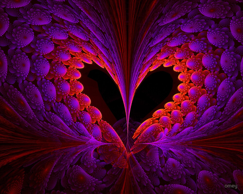 Look Into My Heart by omey