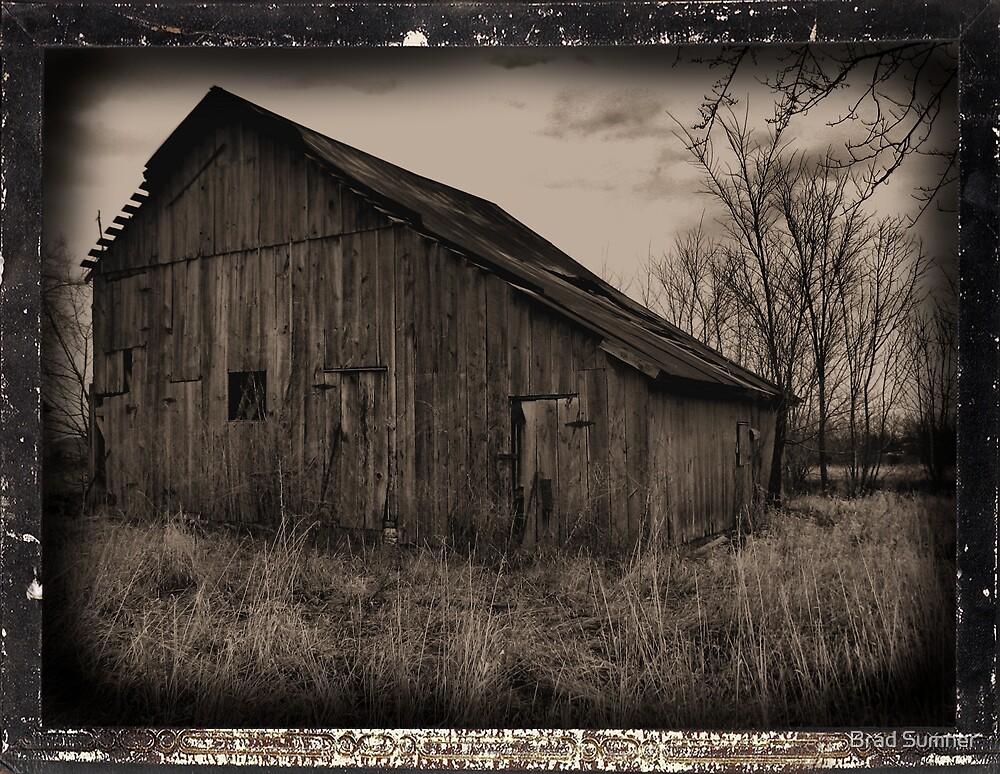 Old Barn 2 by Brad Sumner