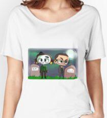 skull for days  Women's Relaxed Fit T-Shirt