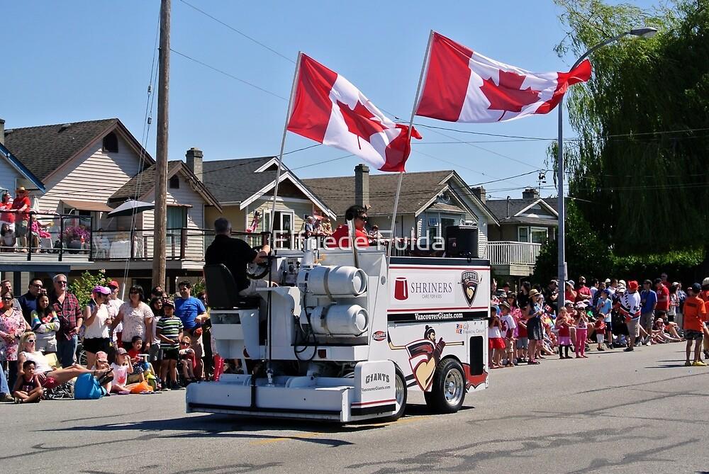 Proud to be Canadian ! by Elfriede Fulda