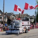 Proud to be Canadian ! by Elfriede Fulda