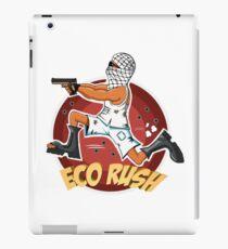 Eco rush iPad Case/Skin