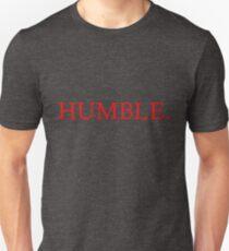 HUMBLE - Kendrick Lamar Design Unisex T-Shirt