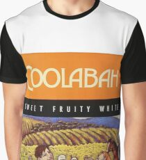 Sweet Fruity White Graphic T-Shirt