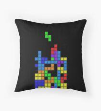 Tetris2 Throw Pillow