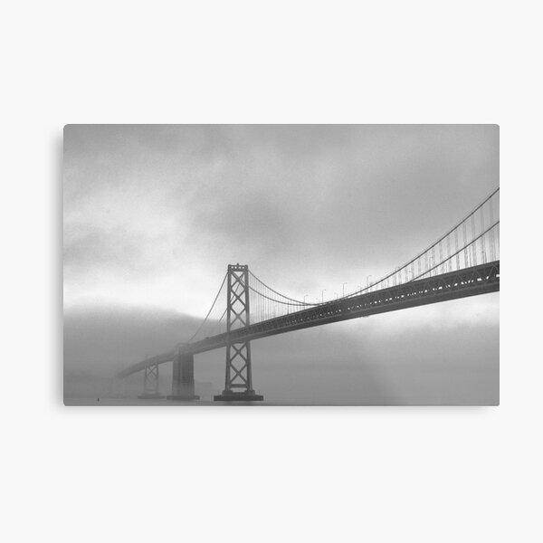 transbay motorway Metal Print