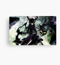Anime Grim Reaper Canvas Print