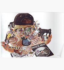 Technicolour Dreamz Poster