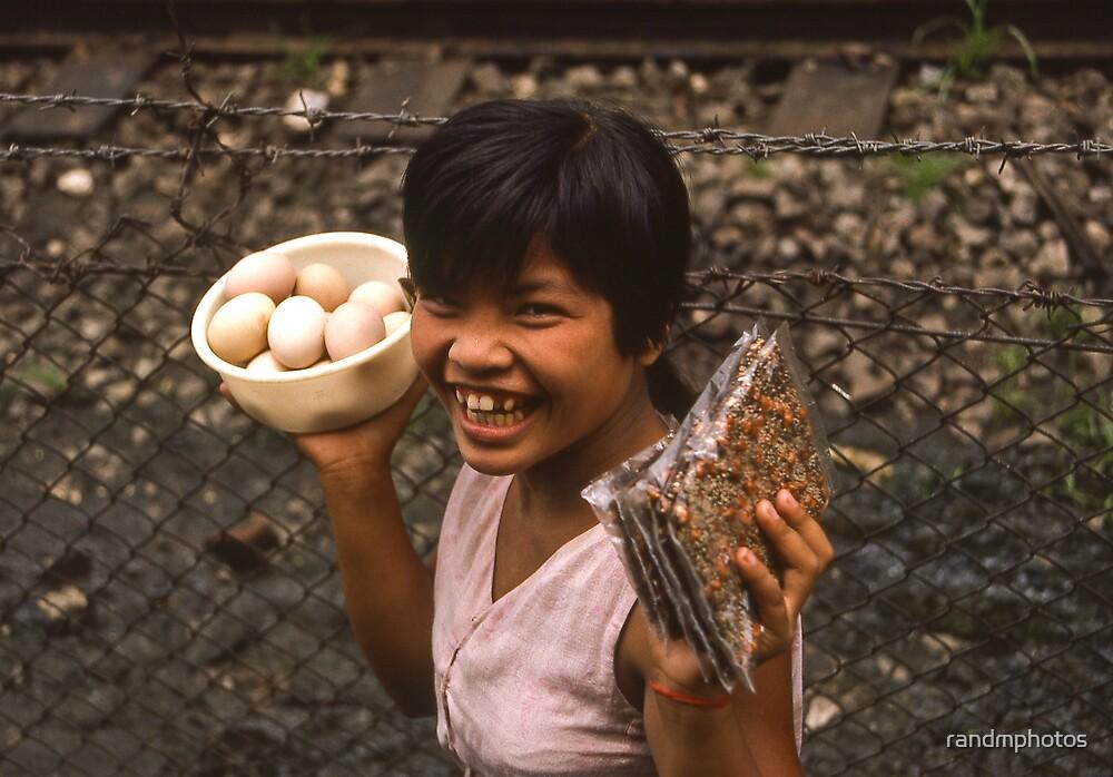 Burmese Girl by randmphotos